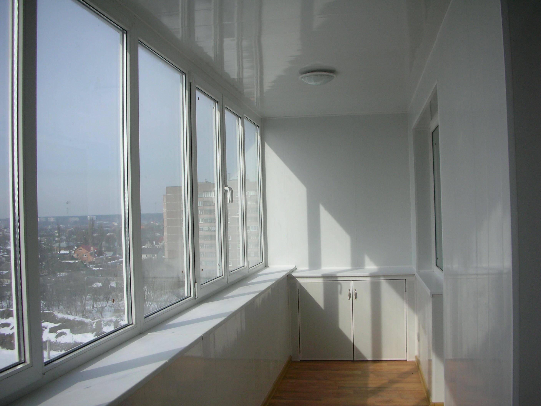Самые теплые окна на балкон.